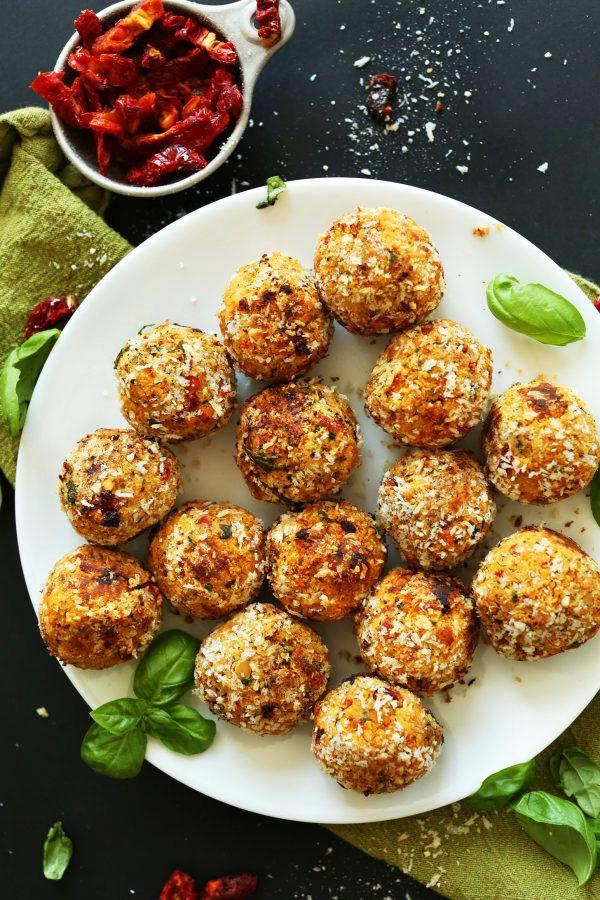 Vegan-Chickpea-Meatballs